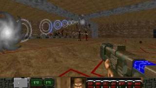 getlinkyoutube.com-Psychophobia (Doom II wad): All new Monsters (3/3)
