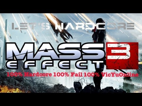 Let's Hardcore Mass Effect 3 #036 - Ab zu den Talons