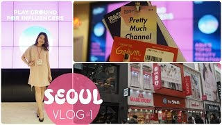 VLOG | DAY 1 ~ K-Beauty Journey with Charis ♡ Pretty.Much