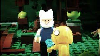"getlinkyoutube.com-Lego Adventure Time- ""The Diamond"""