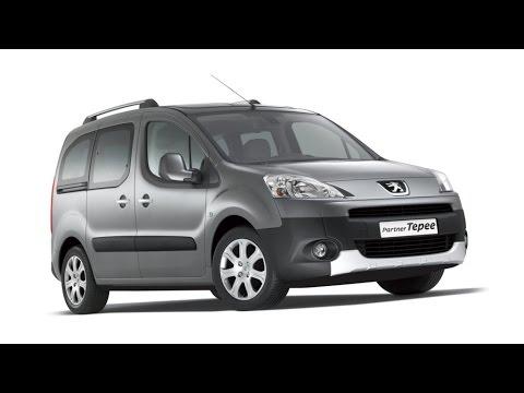 Замена лобового стекла на Peugeot Partner в Казани.