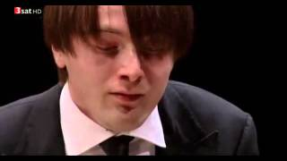 getlinkyoutube.com-Daniil Trifonov plays Bach/Liszt BWV 542 and Beethoven op111 in Lyon France
