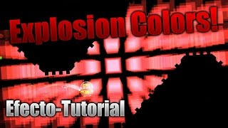 getlinkyoutube.com-¿Como hacer el efecto explosion colors? / Geometry Dash [2.0] Ep.13