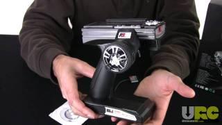 getlinkyoutube.com-Fly Sky FS-GT3B 2.4Ghz radio reviewed
