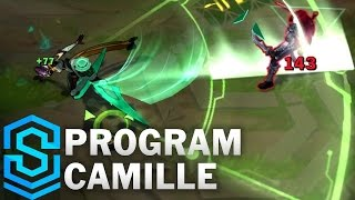 getlinkyoutube.com-Program Camille Skin Spotlight - League of Legends