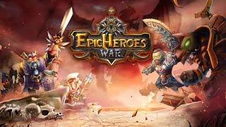 getlinkyoutube.com-Epic Heroes War Android gameplay