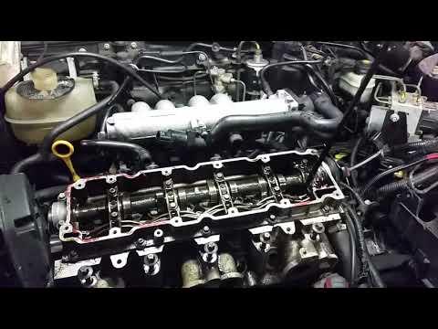 Rover 200 меняем прокладку гбц