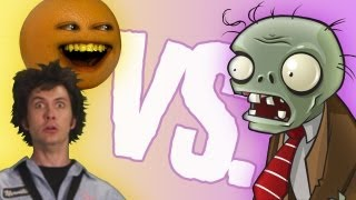 getlinkyoutube.com-Fruits vs Zombies: Nerville