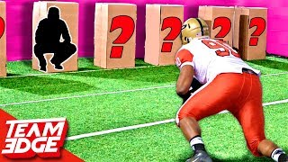 Tackle The Person In The Box   Football Edition!!
