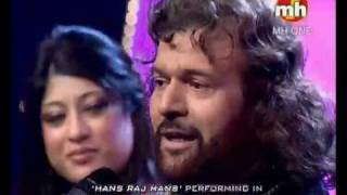 awaz punjab di- 4 performence by hans raj hans in sufi style...  brought to u by hiten beri.