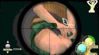 Resident Evil 4 Pervert!