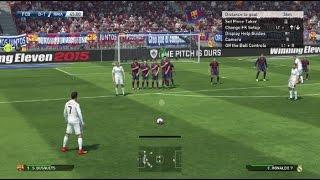 getlinkyoutube.com-PES 2015 Demo PS4 Gameplay - FC Barcelona Vs Real Madrid