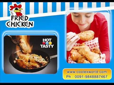 chicken pressure fryer india