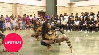 getlinkyoutube.com-Bring It!: Stand Battle: Dancing Dolls vs. Pure Justice (Season 4, Episode 3) | Lifetime