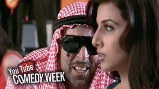 getlinkyoutube.com-Akshay Kumar the Arab | Heyy Babyy