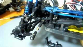 getlinkyoutube.com-To repair crashed rc car  ■ HSP XSTR PRO OFFROAD BUGGY HD