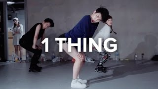 getlinkyoutube.com-1 Thing - Amerie / Hyojin Choi Choreography