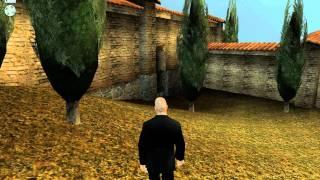 "getlinkyoutube.com-""Hitman 2: Silent Assassin"", HD walkthrough (Professional), Mission 1 - Anathema"
