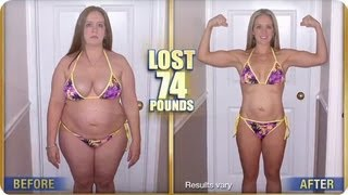 getlinkyoutube.com-Beachbody Challenge $100K Grand Prize Winner Jessica Weiderhold