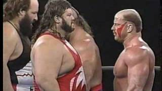 getlinkyoutube.com-1991.12.12 SWS&WWF L.O.D VS Natural disasters①