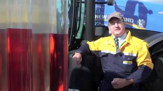 Saving you fuel with New Holland SCR Technology