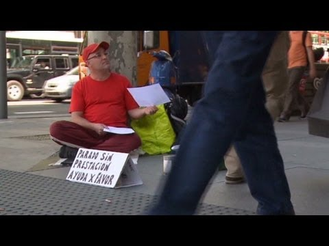 Spain's economic misery worsens