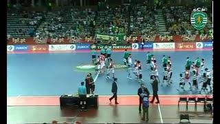 Futsal - Sporting - 7 Braga - 1 de 2012/2013 Final Taça de Portugal