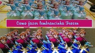 getlinkyoutube.com-Como fazer lembrancinha com o Tema Frozen