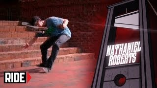 Skateboard to the Face – Nathaniel Roberts