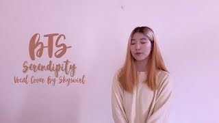 BTS (방탄소년단) JIMIN - Serendipity Vocal Cover