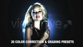 getlinkyoutube.com-After Effects Template   Color Grading HD