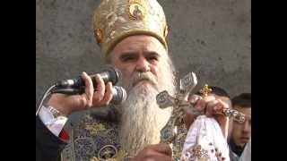 getlinkyoutube.com-Sahrana Borislava Milosevic u Ljevoreckim Tuzima - 01.02.2013.