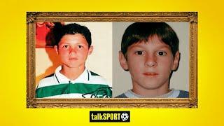 Футболните звезди като деца