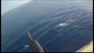 Somali Pirates Mess with the Wrong Ship