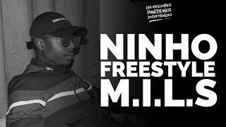 getlinkyoutube.com-Ninho - Freestyle M.I.L.S