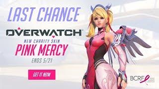 Overwatch - Pink Mercy
