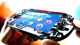 getlinkyoutube.com-PS Vita Slim Full Review 2015-2016!