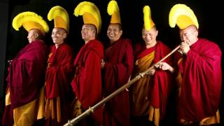 getlinkyoutube.com-3 HOURS Relaxation Powerful Meditation | Tibetan Monks Chanting | Singing Bowls | Background Yoga