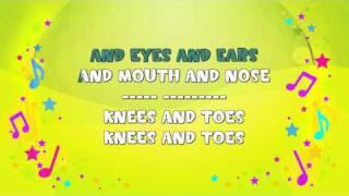 getlinkyoutube.com-Head, Shoulders, Knees And Toes Karaoke