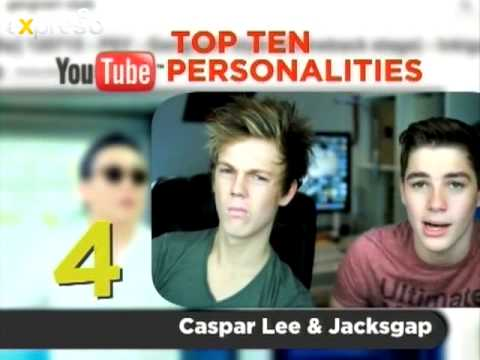 Tuesday Top 10 : Youtube Personalities(13.11.2012)