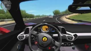 getlinkyoutube.com-City Car Driving - Ferrari 458 Italia