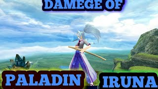 getlinkyoutube.com-IRUNA ONLINE-Damage of Paladin(Flash.)