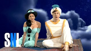 getlinkyoutube.com-Aladdin - SNL