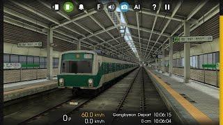 getlinkyoutube.com-Hmmsim 2 - Train Simulator - Симулятор с реальными дорогами.