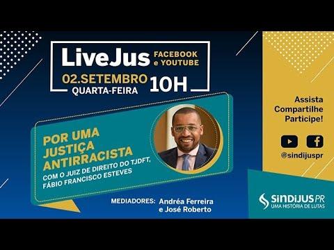 LiveJus - Por um justiça antirracista