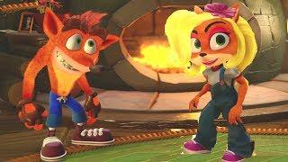 Crash Bandicoot 3: Warped - Full Game Walkthrough (N. Sane Trilogy)