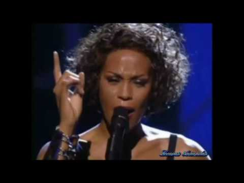 whitney houston i will always love you siempre te amare vivo