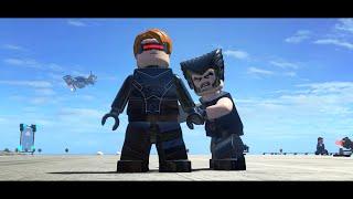 getlinkyoutube.com-LEGO Marvel Superheroes - X-Men Movie (MOD)