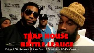 @SmackWhite Announces #TrapHouse Battle League as URL PA