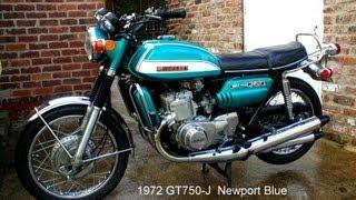 getlinkyoutube.com-Suzuki GT750 History 1972-1977
